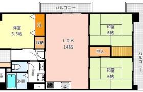 3LDK {building type} in Shinkitano - Osaka-shi Yodogawa-ku