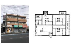 羽村市小作台-3DK{building type}