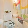 1R Apartment to Rent in Shibuya-ku Bathroom
