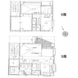 2LDK Mansion in Ishiwara - Sumida-ku Floorplan