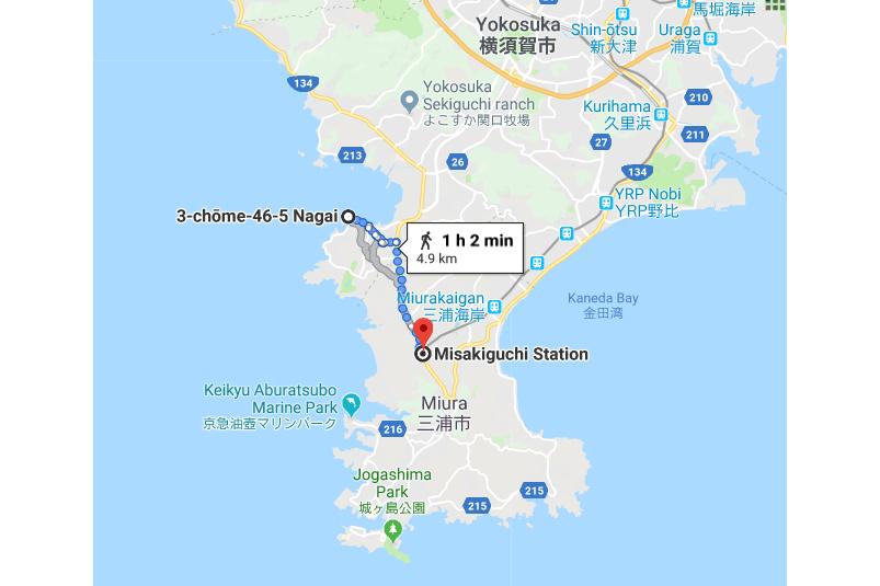 Land only - Nagai - Yokosuka-shi - Kanagawa - Japan - For Sale