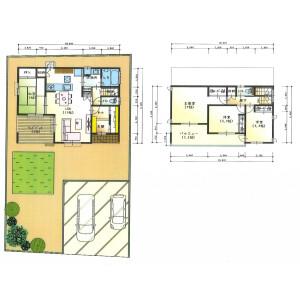 4LDK House in Yachimataho - Yachimata-shi Floorplan