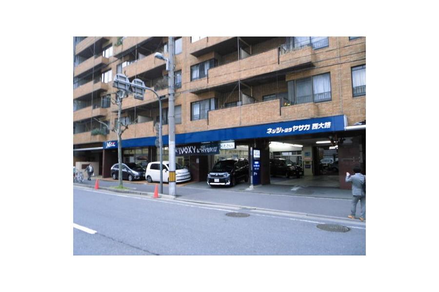 3LDK Apartment to Rent in Kyoto-shi Shimogyo-ku Exterior