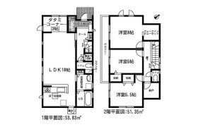 3SLDK House in Toshincho - Toyota-shi