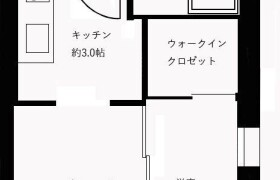 1DK Apartment in Nagahama - Fukuoka-shi Chuo-ku