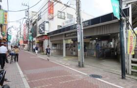 2DK Mansion in Yutakacho - Shinagawa-ku