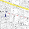 Whole Building Apartment to Buy in Taito-ku Access Map