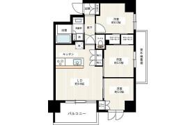 横浜市西区 中央 3LDK マンション