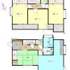 Whole Building House to Buy in Otsuki-shi Floorplan