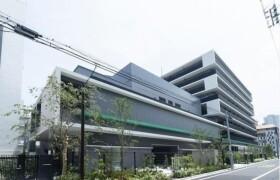 新宿區新小川町-1R公寓大廈