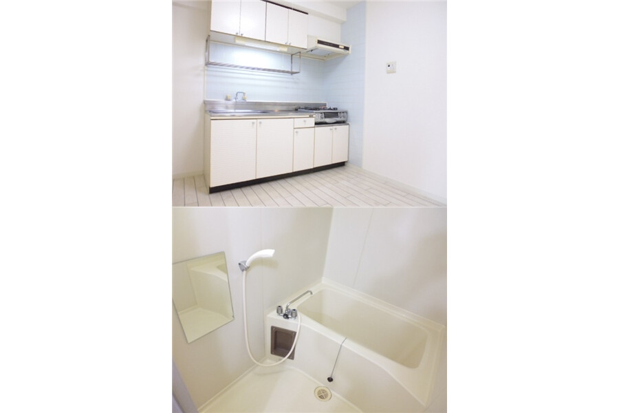 3DK Apartment to Rent in Ota-ku Interior