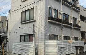 Whole Building Apartment in Tairamachi - Meguro-ku