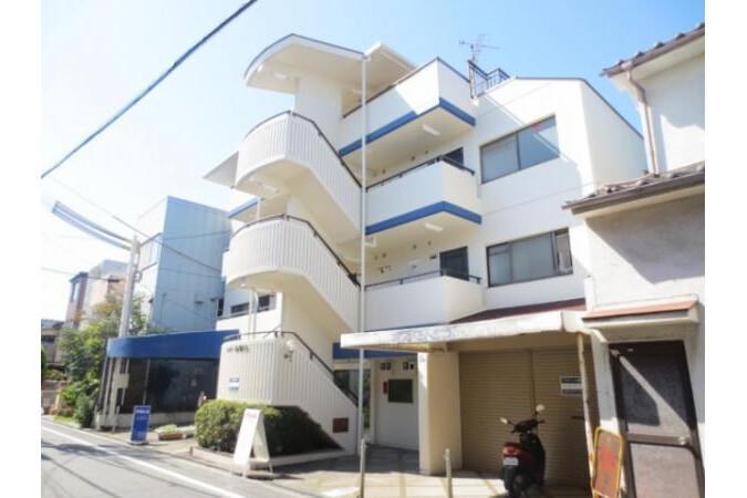 2DK Apartment to Rent in Osaka-shi Sumiyoshi-ku Exterior