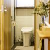 1LDK House to Rent in Shinjuku-ku Toilet