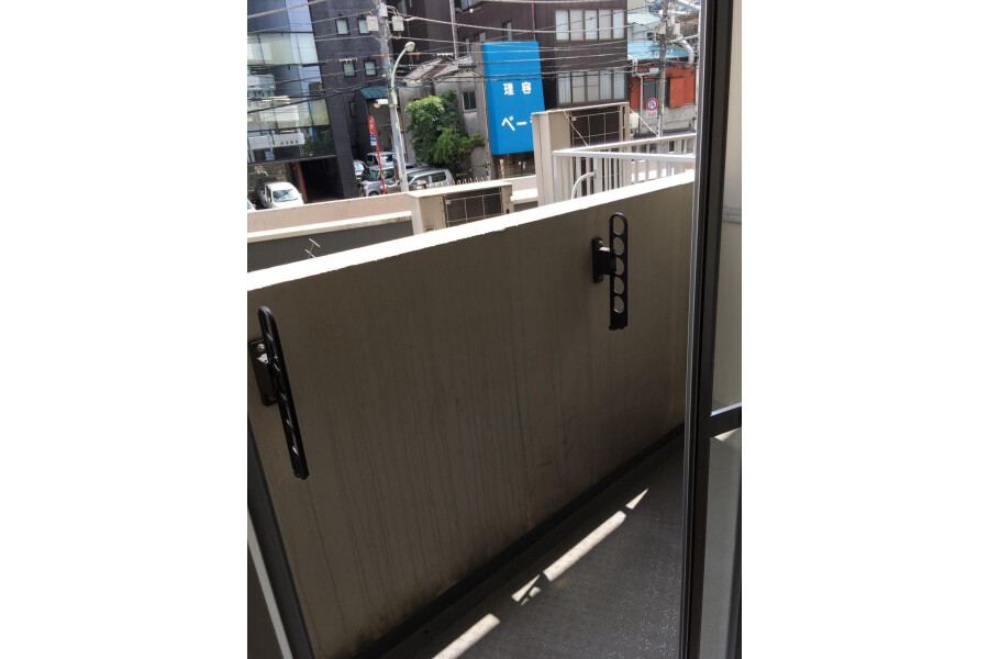 在Bunkyo-ku內租賃1K 公寓 的房產 陽台