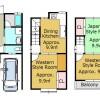 3DK House to Buy in Kyoto-shi Nakagyo-ku Floorplan