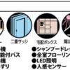 3LDK Apartment to Buy in Itabashi-ku Equipment