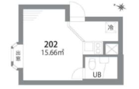 豊島区 池袋(2〜4丁目) 1R マンション
