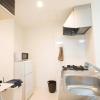 1LDK Apartment to Rent in Sapporo-shi Chuo-ku Kitchen