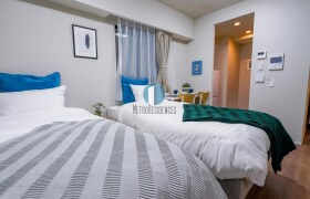 1LDK Apartment in Shintomi - Chuo-ku