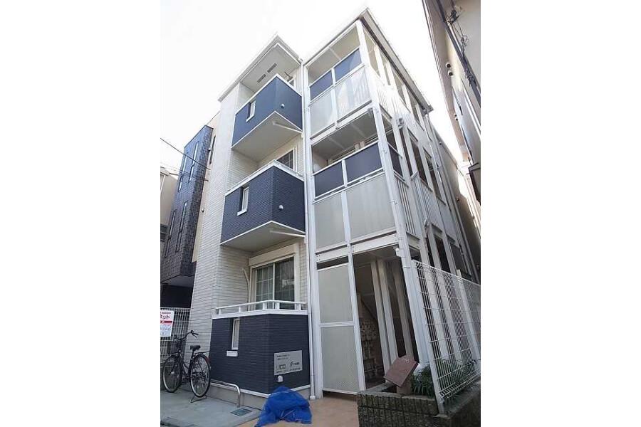 1LDK Apartment To Rent In Bunkyo Ku Exterior