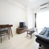 1LDK Apartment to Rent in Sumida-ku Living Room