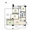 4LDK Apartment to Buy in Nara-shi Floorplan