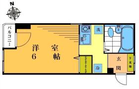 中野区 - 中野 公寓 1K