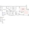 4LDK Apartment to Rent in Meguro-ku Floorplan
