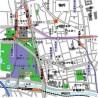 1LDK Apartment to Rent in Bunkyo-ku Map