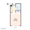 1K Apartment to Buy in Kawasaki-shi Tama-ku Floorplan