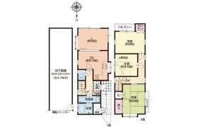 3LDK House in Mutsukawa - Yokohama-shi Minami-ku