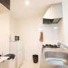 1LDK Apartment to Rent in Sapporo-shi Chuo-ku Kitchen