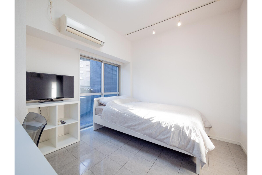 1K Apartment to Rent in Shinagawa-ku Bedroom