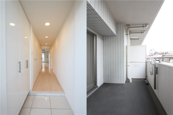 1R Apartment to Rent in Kita-ku Interior