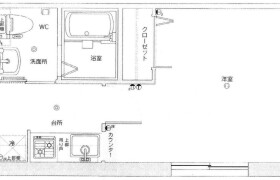 福岡市博多区築港本町-1K{building type}