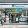 1K Apartment to Rent in Kyoto-shi Nakagyo-ku Convenience store