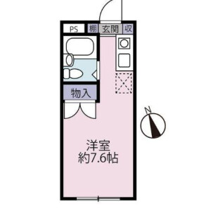 Whole Building Apartment in Katakuramachi - Hachioji-shi Floorplan