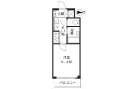 1K Mansion in Chitoseshincho - Kawasaki-shi Takatsu-ku