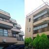 在江户川区内租赁2K 公寓大厦 的 户外