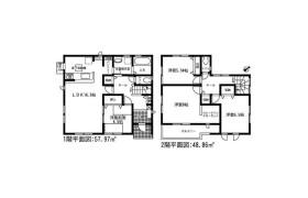 4LDK House in Minamikasuya - Chita-shi