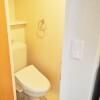 1K Apartment to Rent in Ichikawa-shi Toilet