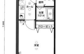 1K Apartment in Hakataeki mae - Fukuoka-shi Hakata-ku