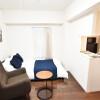 在文京區內租賃1R 公寓大廈 的房產 內部