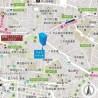 1LDK Apartment to Rent in Shinjuku-ku Map