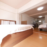 1LDK Serviced Apartment