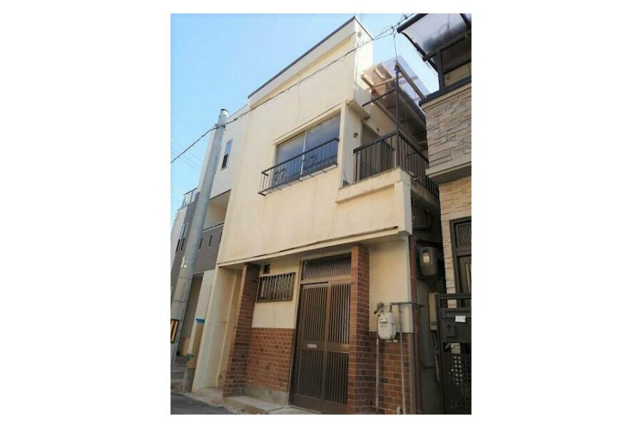 2DK House to Rent in Yao-shi Entrance