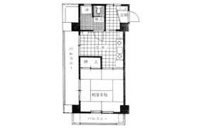 2DK Apartment in Kamiochiai - Shinjuku-ku