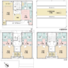 Whole Building Apartment to Buy in Shibuya-ku Floorplan