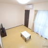 1K Apartment to Rent in Hiroshima-shi Minami-ku Interior